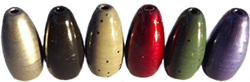 Elite Tungsten Fishing Weights